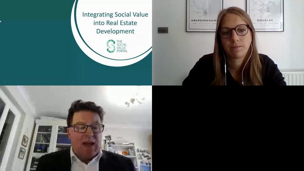 Integrating Social Value into Real Estate Development
