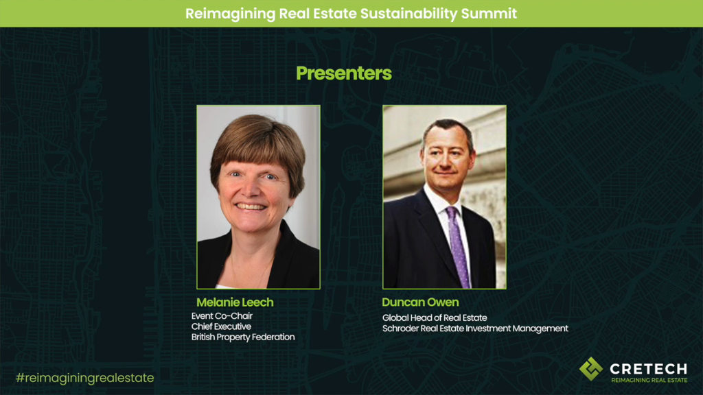 People, Planet, Place & Prosperity – Does Real Estate Hold the Key to a More Sustainable Future?