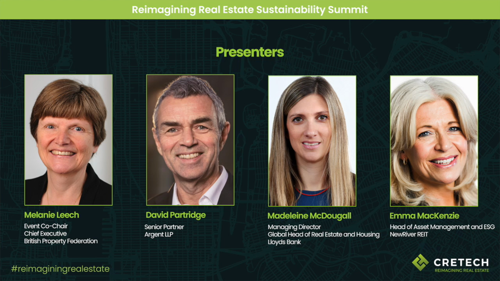 Government and Real Estate – Unlocking Partnership in the Fight to Stop Climate Change