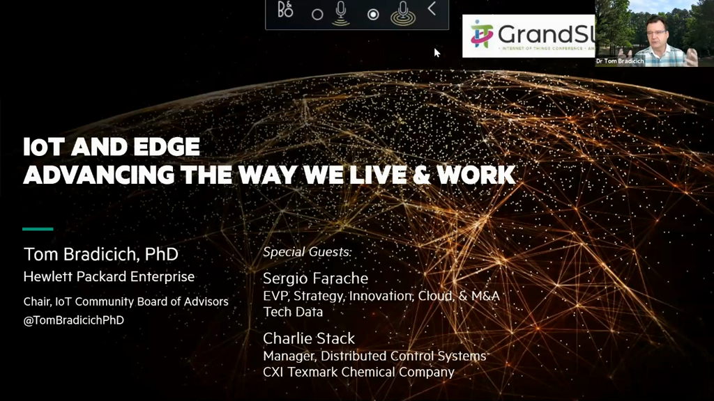 IoT and Edge – advancing the way we live and work