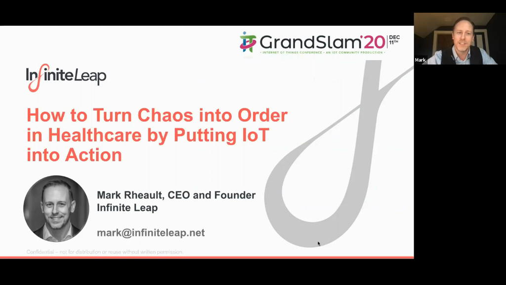 How to Turn Chaos into Order in Healthcare by Putting IoT into Action