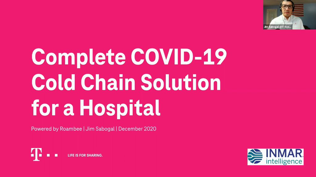 Complete COVID-19 Cold Chain Solution for a Hospital