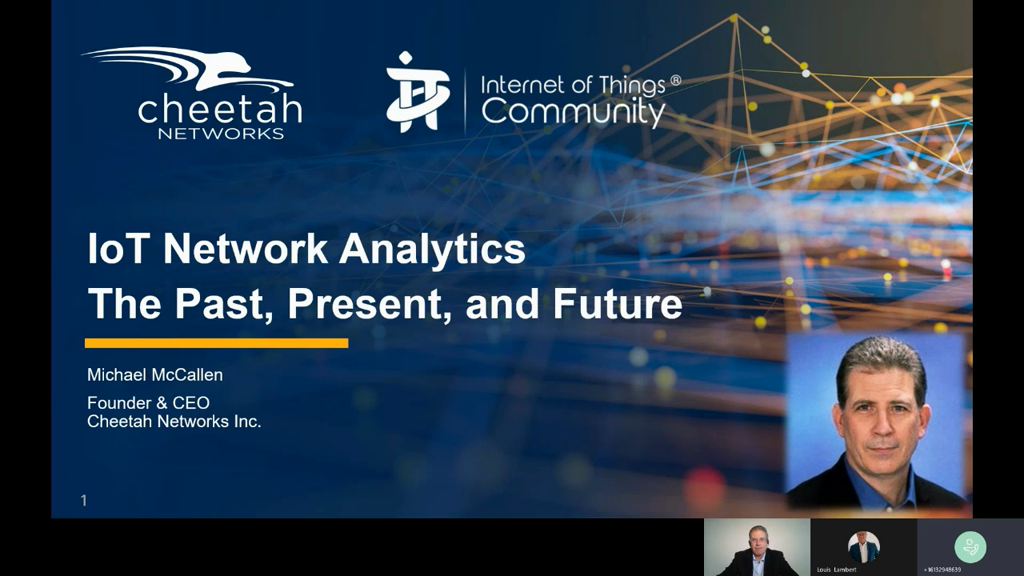 Actionable Real-Time IoT Network Analytics