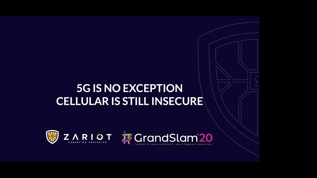 5G Is No Exception: Cellular Is Still Insecure