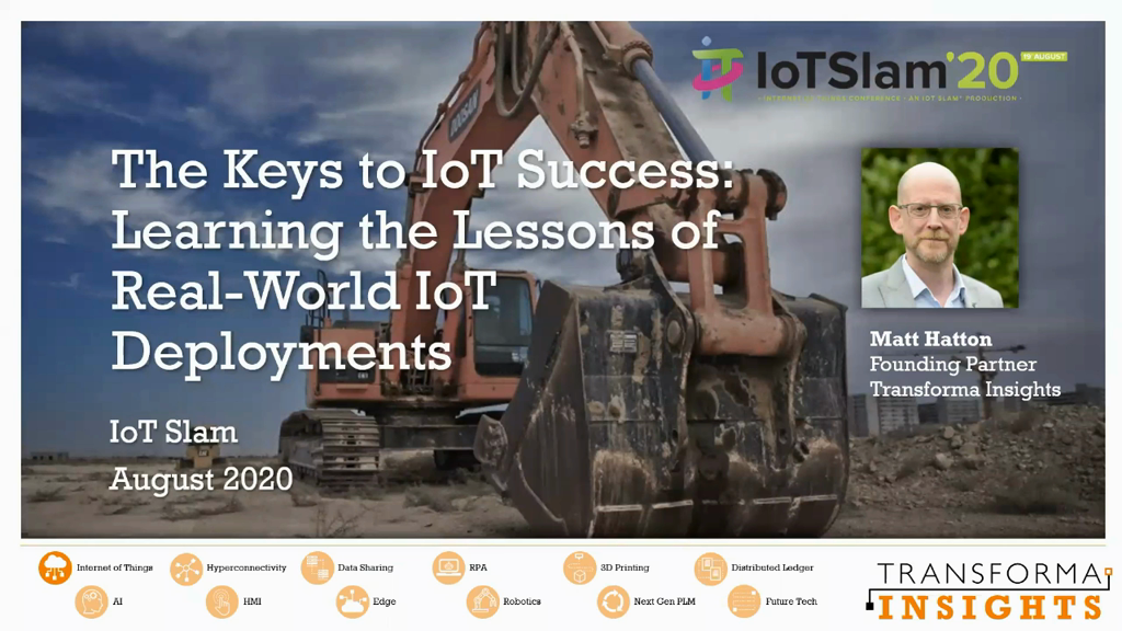 The Keys to IoT Success: Learning the Lessons of Real-World IoT Deployments