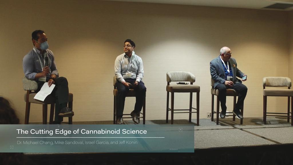 The Cutting Edge of Cannabinoid Science