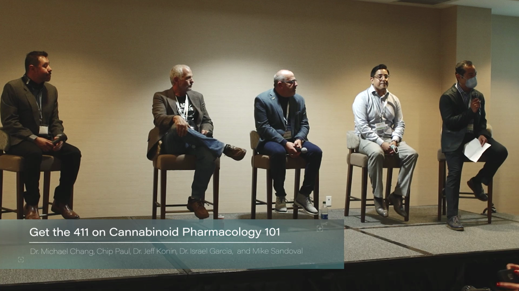 Get the 411 on Cannabinoid Pharmacology 101