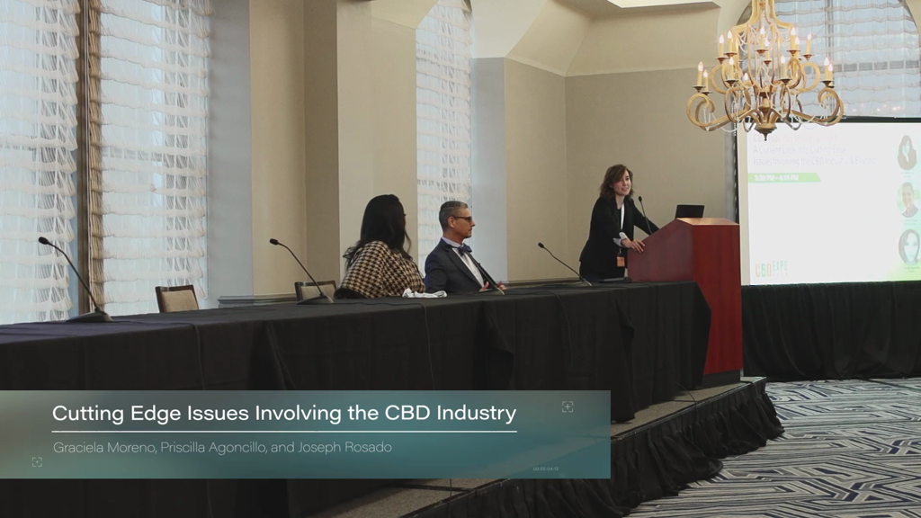 CBD Industry Insider Insight