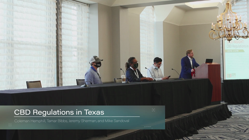 2020 INSIGHT: CBD Regulations in Texas